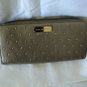 Dana Buchman Studded Wallet